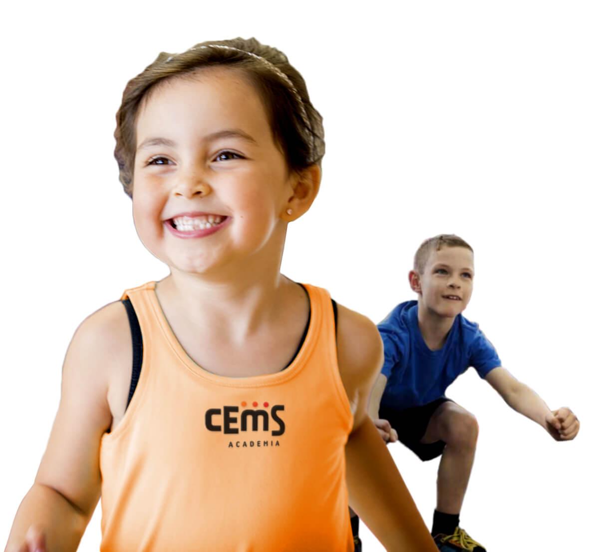 imagem academia para criancas